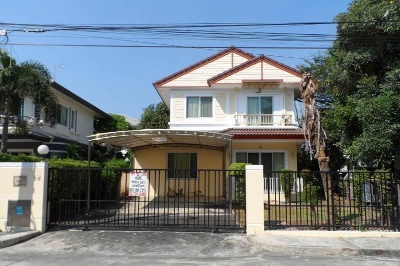 For Sale 3 Beds House in Min Buri, Bangkok, Thailand | Ref. TH-CQGYTRBE