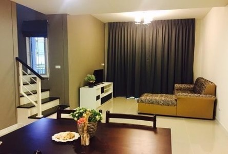 For Sale or Rent 3 Beds タウンハウス in Bang Lamung, Chonburi, Thailand