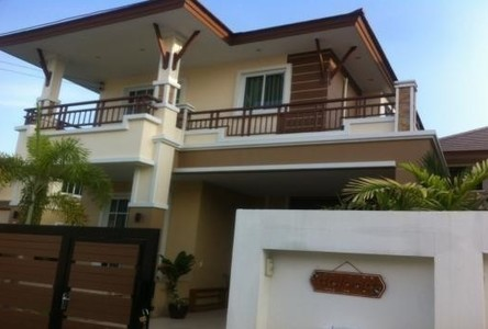 For Sale 3 Beds 一戸建て in Ban Bueng, Chonburi, Thailand