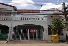 For Sale or Rent 2 Beds Townhouse in Saphan Sung, Bangkok, Thailand