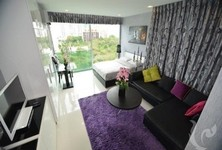 For Rent Condo 35 sqm in Bang Lamung, Chonburi, Thailand