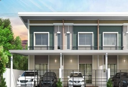 For Rent 3 Beds タウンハウス in Mueang Chon Buri, Chonburi, Thailand