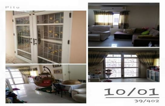 For Sale 3 Beds Townhouse in Uthai, Phra Nakhon Si Ayutthaya, Thailand | Ref. TH-LJFLXPCW