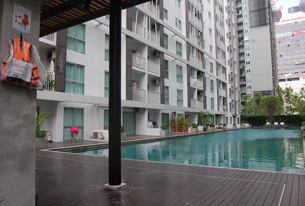 В аренду: Кондо 25 кв.м. в районе Din Daeng, Bangkok, Таиланд