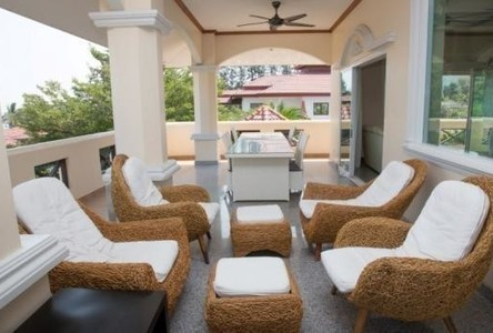 For Rent 6 Beds House in Hua Hin, Prachuap Khiri Khan, Thailand