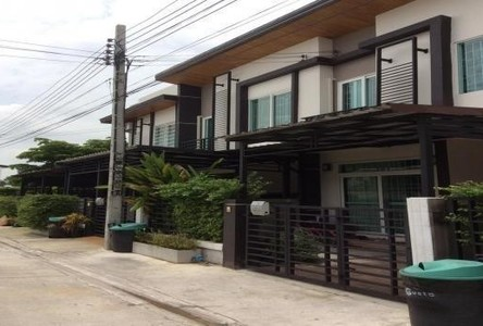 For Sale 3 Beds Townhouse in Bang Khen, Bangkok, Thailand