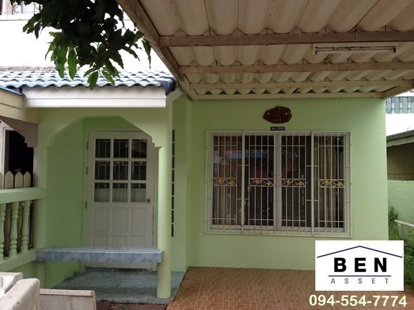 For Sale 2 Beds タウンハウス in Lam Luk Ka, Pathum Thani, Thailand   Ref. TH-OAKBIXIT