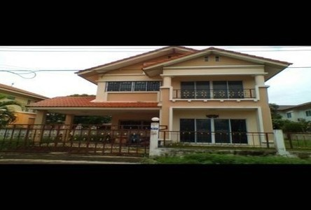 For Sale or Rent 3 Beds House in Lam Luk Ka, Pathum Thani, Thailand