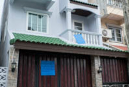 For Sale 4 Beds Townhouse in Thawi Watthana, Bangkok, Thailand