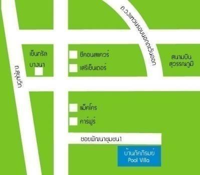 For Sale 3 Beds House in Mueang Samut Prakan, Samut Prakan, Thailand | Ref. TH-HUAFBDLE