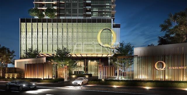 Q Sukhumvit - Продажа: Кондо с 2 спальнями возле станции BTS Nana, Bangkok, Таиланд | Ref. TH-VTABBVLS