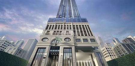 Located in the same building - The Diplomat Sathorn