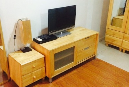For Rent Condo 38 sqm Near MRT Phetchaburi, Bangkok, Thailand