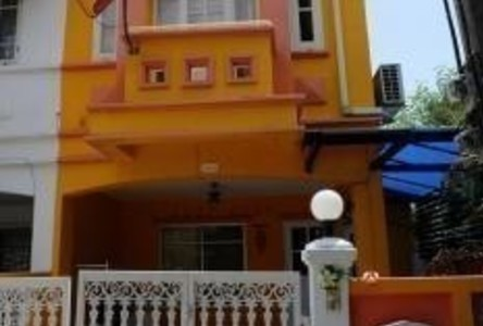 For Sale or Rent 2 Beds Townhouse in Khlong Sam Wa, Bangkok, Thailand