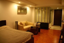 For Rent Condo 45 sqm Near BTS Ratchadamri, Bangkok, Thailand