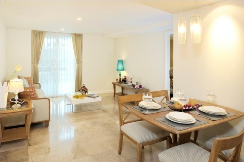 Sabai Sathorn Serviced Apartment For Rent 2 Beds Condo Near Bts