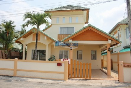 For Rent 3 Beds 一戸建て in Bang Lamung, Chonburi, Thailand