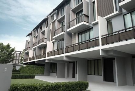 For Sale 4 Beds タウンハウス in Suan Luang, Bangkok, Thailand