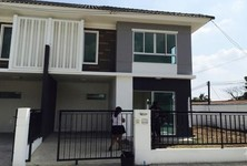 For Rent 3 Beds Townhouse in Khlong Sam Wa, Bangkok, Thailand