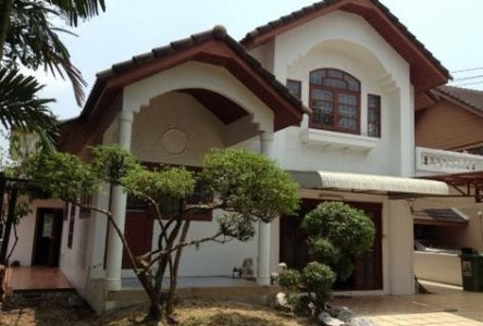 For Sale 2 Beds House in Thawi Watthana, Bangkok, Thailand