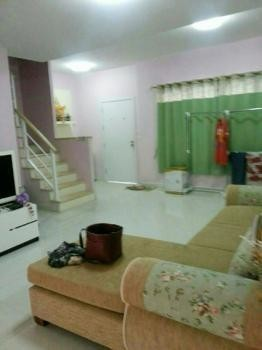 For Sale 1 Bed Townhouse in Pak Kret, Nonthaburi, Thailand | Ref. TH-SUXKKSLB