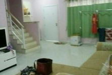 For Sale 1 Bed Townhouse in Pak Kret, Nonthaburi, Thailand