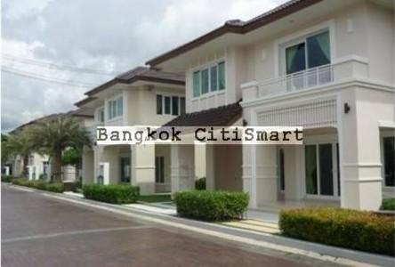 For Sale 3 Beds 一戸建て in Mueang Samut Prakan, Samut Prakan, Thailand