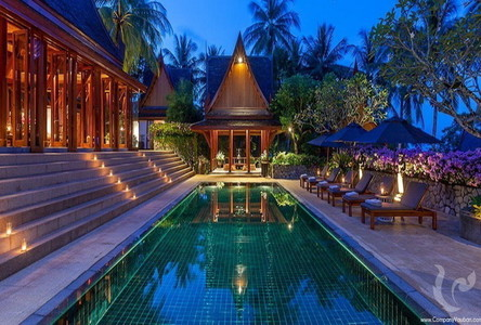For Rent 3 Beds House in Thalang, Phuket, Thailand