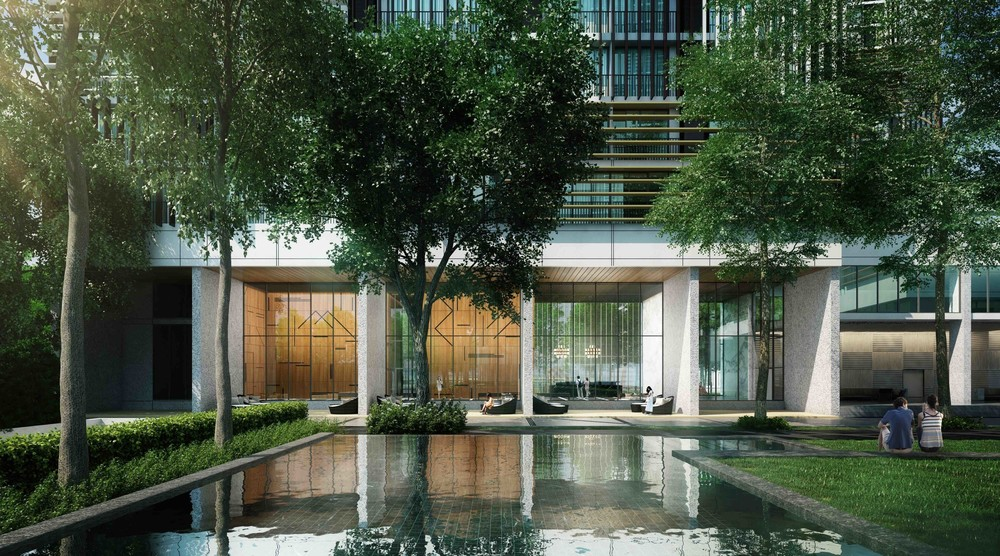 Park Origin Phromphong - For Sale 4 Beds コンド Near BTS Phrom Phong, Bangkok, Thailand | Ref. TH-HYMJSBHE