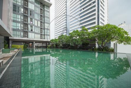 В аренду: Кондо 36 кв.м. возле станции BTS Phaya Thai, Bangkok, Таиланд
