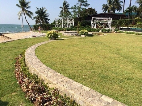 Palm garden pattaya map