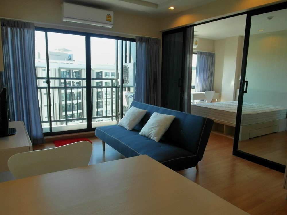 For Rent 1 Bed コンド in Mueang Nakhon Ratchasima, Nakhon Ratchasima, Thailand | Ref. TH-XCTOCORZ