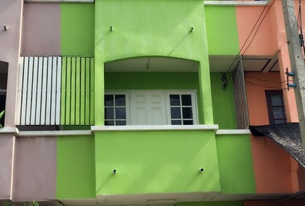 For Rent 4 Beds Townhouse in Thanyaburi, Pathum Thani, Thailand