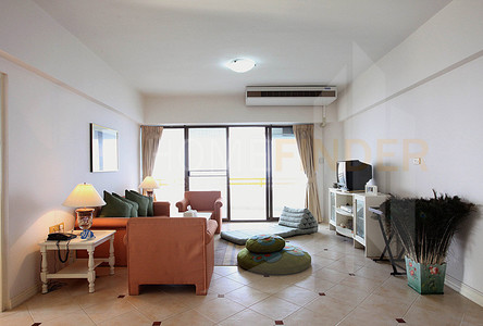 For Rent 2 Beds コンド in Na Jomtien, Pattaya, Thailand