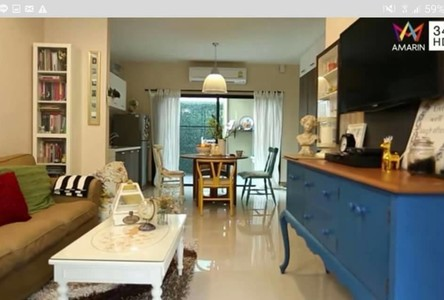 For Sale 3 Beds Townhouse in Saphan Sung, Bangkok, Thailand