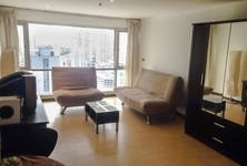 For Sale Condo 41 sqm Near BTS Nana, Bangkok, Thailand