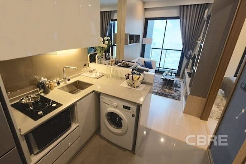 M Thonglor 10 - Продажа: Кондо c 1 спальней в районе Watthana, Bangkok, Таиланд | Ref. TH-PYMURLYD