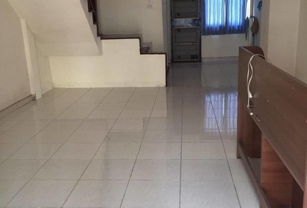 For Sale 2 Beds Townhouse in Khlong Sam Wa, Bangkok, Thailand