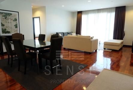 В аренду: Кондо с 3 спальнями в районе Khlong Toei, Бангкок, Таиланд