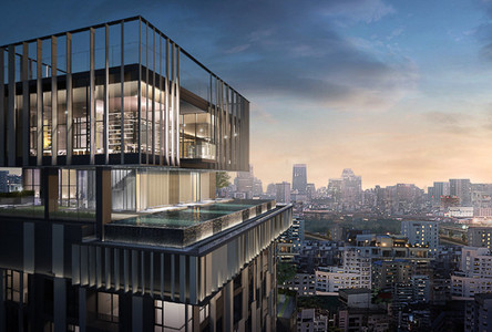 For Sale Condo 30 sqm in Watthana, Bangkok, Thailand