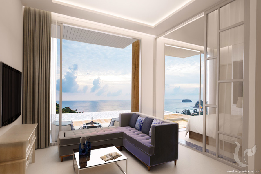 For Sale 2 Beds Condo in Mueang Phuket, Phuket, Thailand | Ref. TH-LRMEJJXG