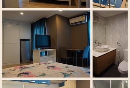 For Sale Condo 32.4 sqm Near MRT Huai Khwang, Bangkok, Thailand