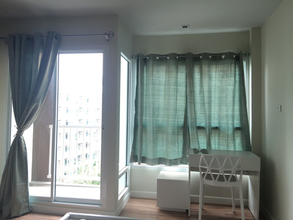 We Condo Ekkamai - Ramindra - В аренду: Кондо 26 кв.м. в районе Bueng Kum, Bangkok, Таиланд | Ref. TH-ZCUOYENY