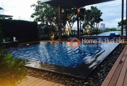 For Sale Condo 29 sqm in Hua Hin, Prachuap Khiri Khan, Thailand