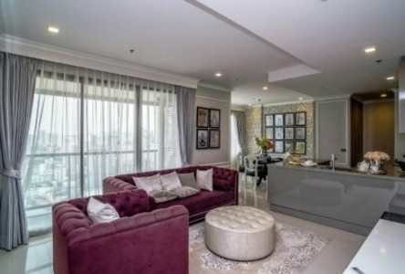 For Sale or Rent 3 Beds Condo Near BTS Victory Monument, Bangkok, Thailand