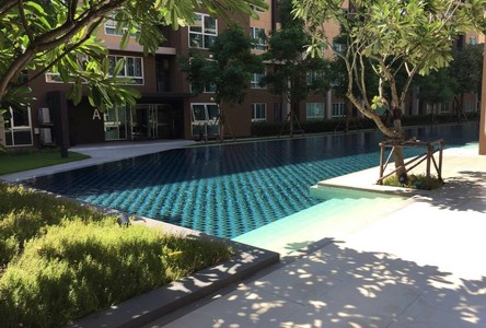 For Sale or Rent 1 Bed コンド in Khlong Luang, Pathum Thani, Thailand