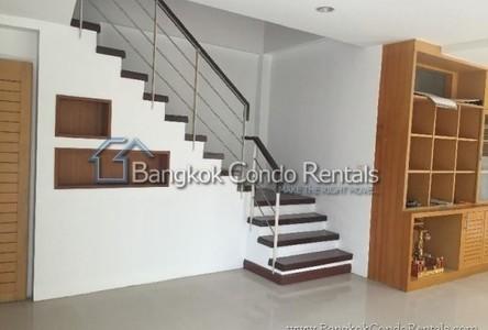 For Rent 3 Beds タウンハウス in Bang Kho Laem, Bangkok, Thailand