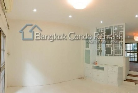 For Sale or Rent 4 Beds タウンハウス in Sathon, Bangkok, Thailand