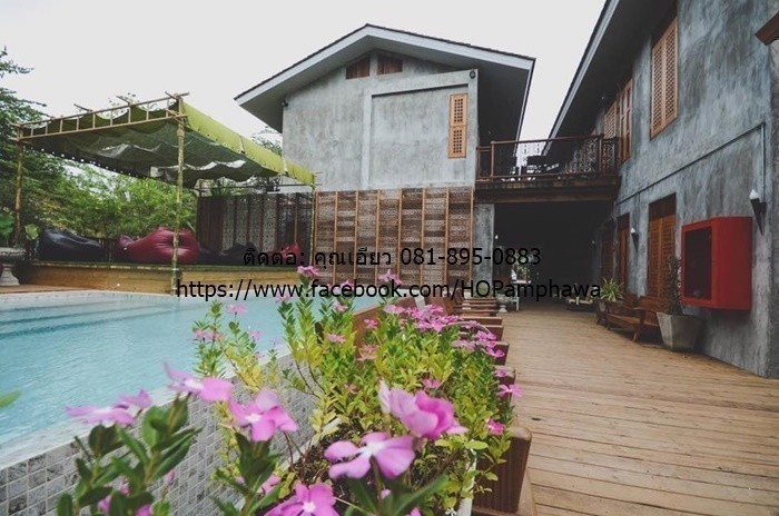 For Sale 20 Beds House in Amphawa, Samut Songkhram, Thailand | Ref. TH-BLCQKKFY