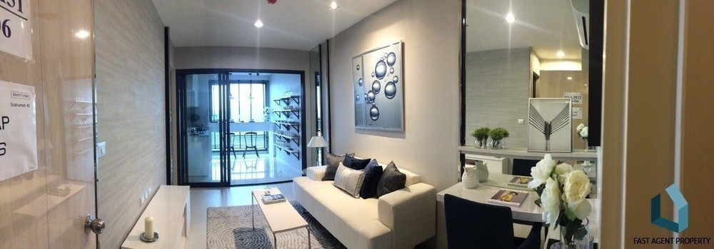 For Sale or Rent 1 Bed コンド in Khan Na Yao, Bangkok, Thailand | Ref. TH-UCLVBJOZ